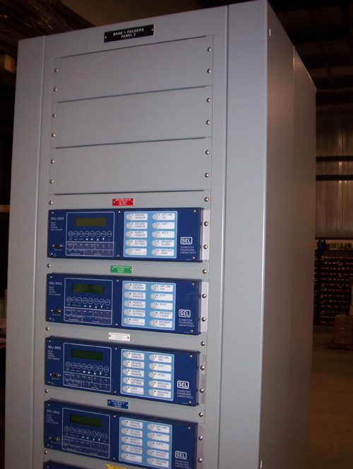 Kemco Industries Relay And Control Panels