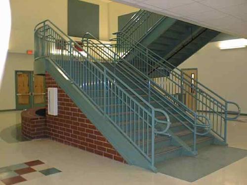 ... Indoor Stairs ...